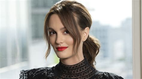 Leighton Meester on Growing Out of 'Gossip Girl' and