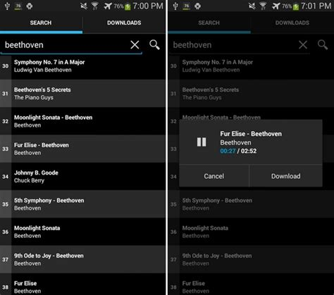 9 Best Android Apps to Download MP3 Songs For Free