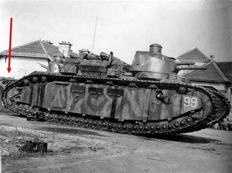 17 Best images about WW2 French Tanks on Pinterest