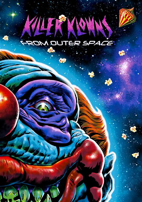 080 – Killer Klowns from Outer Space (1988) | TimeSpace Warps