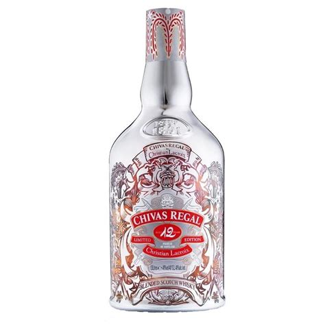 Chivas Regal - 12 Years Old, Lacroix Limited Edition