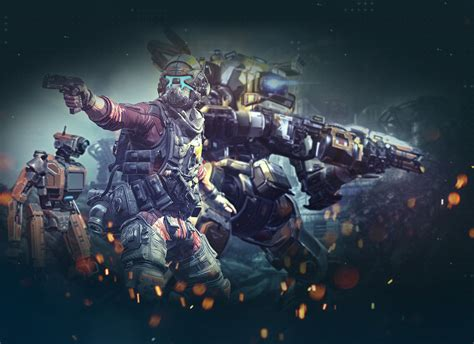 This Titanfall 2 video shows off all of the weapons, camos