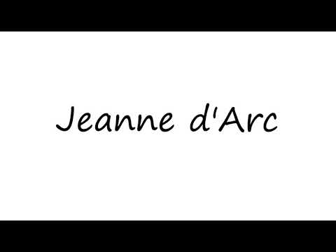 Will the Witch of Vengeance Come Home? - Jeanne d'Arc