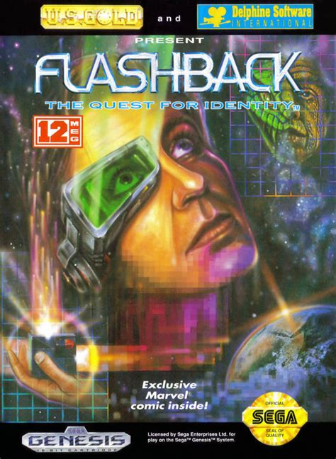 The Completist Presents: Flashback-The Quest for Identity