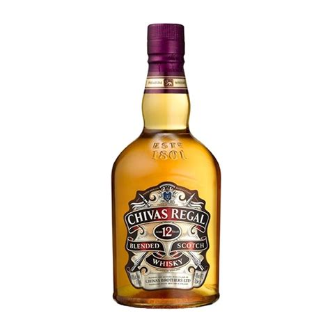 Chivas Regal - 12 Years Old, Blended Scotch Whisky