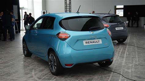 Meet The New 2019 Renault ZOE With 52 kWh Battery And 100