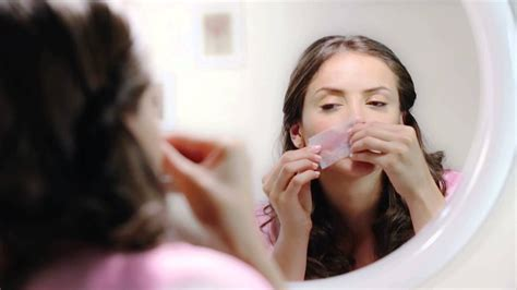 Demo Video-How to use Veet Facial Wax Strips - YouTube