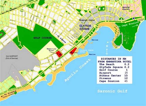 Maps for Palmyra Beach Hotel
