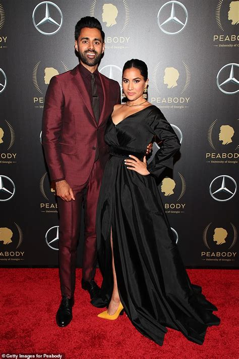 Indya Moore stuns in sheer top at 78th Annual Peabody