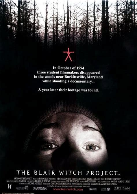 The Blair Witch Project (1999) Movie Trailer | Movie-List