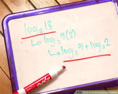 How to Understand Logarithms: 5 Steps (with Pictures