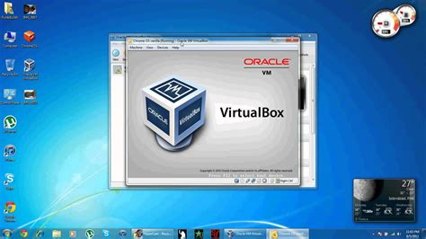 HOW TO INSTALL CHROME OS IN VIRTUALBOX IN WINDOWS MAC OR