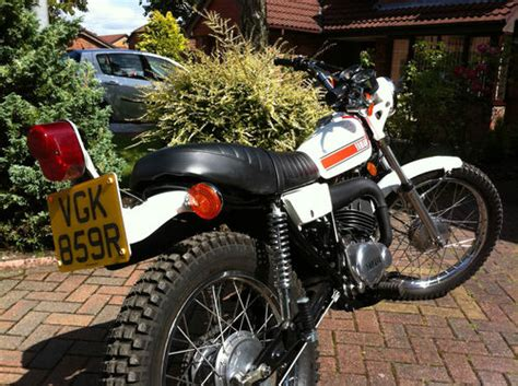 Yamaha DT175 - 1977 - Restored Classic Motorcycles at