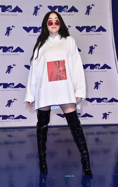 Noah Cyrus Over the Knee Boots - Over the Knee Boots