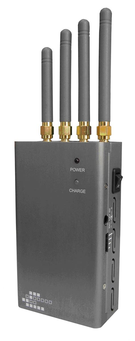 Cell Phone Jammer – Blocks calls, texting or wifi