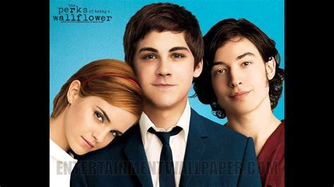 """THE PERKS OF BEING A WALLFLOWER (2012) """"HEROES"""" - YouTube"""