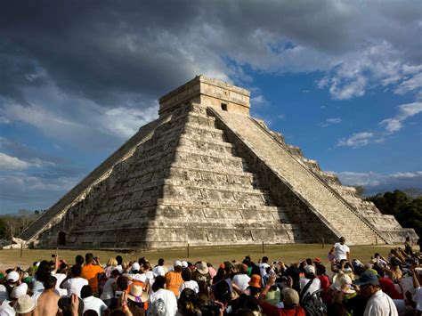 Chichen Itza -- World Heritage Site -- National Geographic
