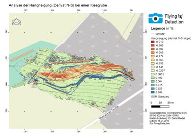 GIS-Schulungen | Flying Detection