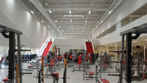 New State-of-the-Art Athletic Centre Opens Sept