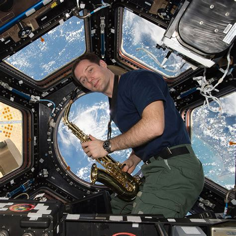 Thomas Pesquet: Living in Space Gives New Understanding of