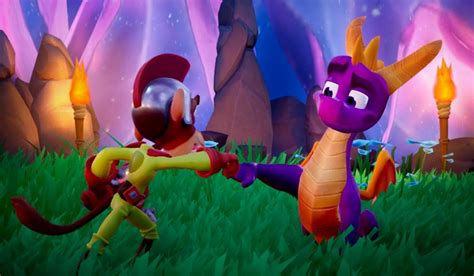 Spyro Reignited Trilogy Coming to Switch & PC in September
