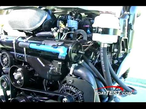 MerCruiser 496 MAG Engine Review 2008 (HQ) - BoatTEST