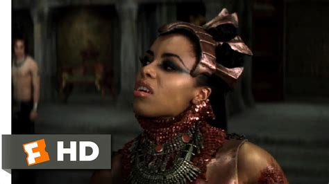 Queen of the Damned (7/8) Movie CLIP - You Kill Me, You