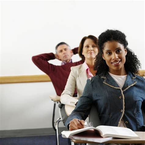 Why Adults Benefit From Furthering Their Education   Synonym