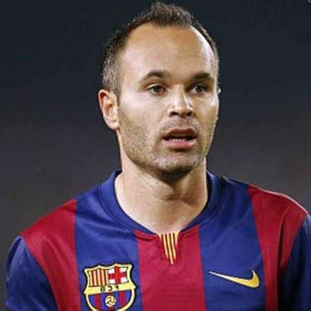 Andres Iniesta Bio: weigh, girlfriend, spouse, marriage