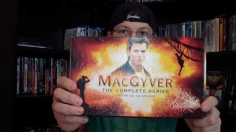 Macgyver Complete Series DVD Box Set Review - YouTube