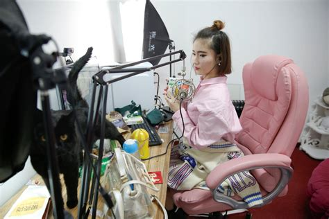 China live streaming: Would-be internet stars boost