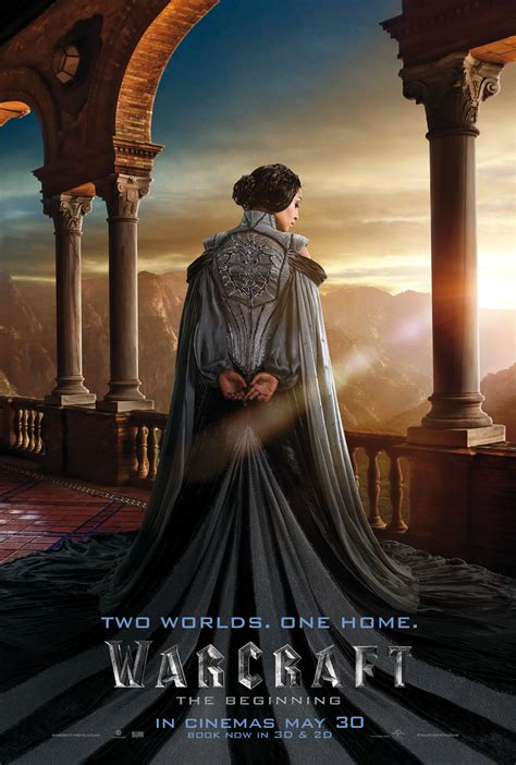 These new Warcraft: The Beginning posters show off the