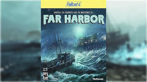 Fallout 4 Far Harbor DLC to be Released Today for Xbox One