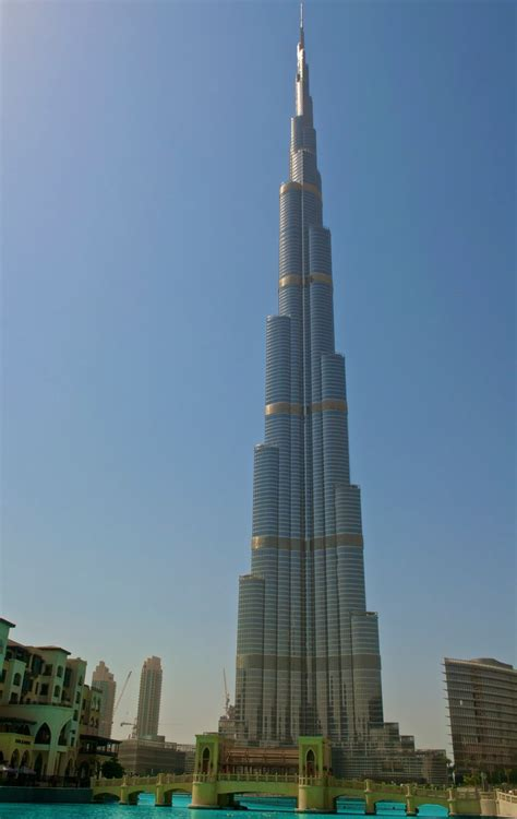 Forty for Forty: THIRTY THREE- The World's Tallest Building