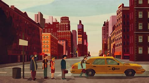 20 tips for urban artworks and cityscape illustrations