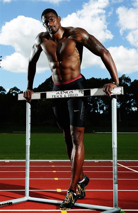 Why American champion hurdler David Oliver resisted the