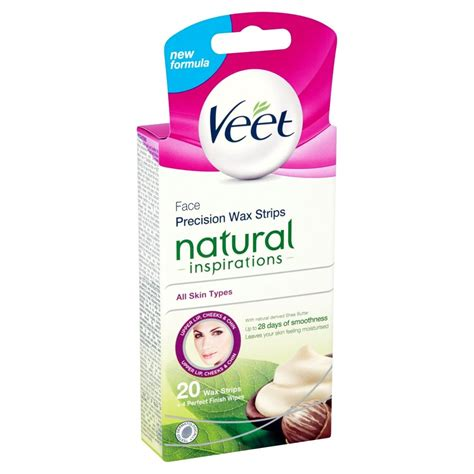 Veet Natural Inspirations Precision Face Hair Removal 20