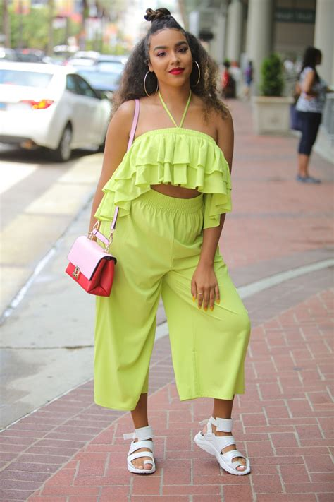 Behold, The Hottest Street Style Looks At ESSENCE Festival
