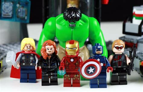 """THE AVENGERS LEGO SETS: Are they """"Iron"""" clad investments"""