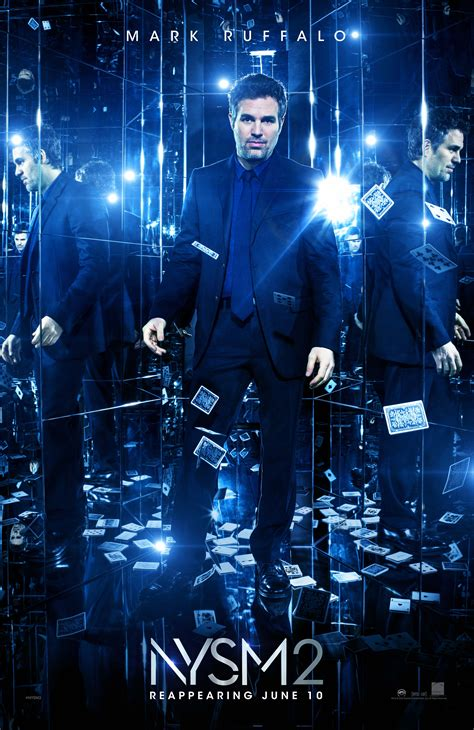 Now You See Me 2: New Trailer Puts the Magicians on the