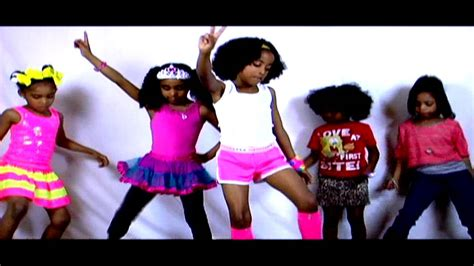"""Baby Erin New Orleans Princess of Bounce video """"School"""