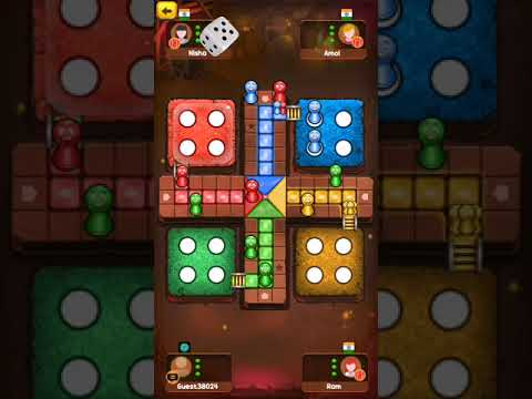 Parcheesi Ludo Multiplayer - Classic Board Game for