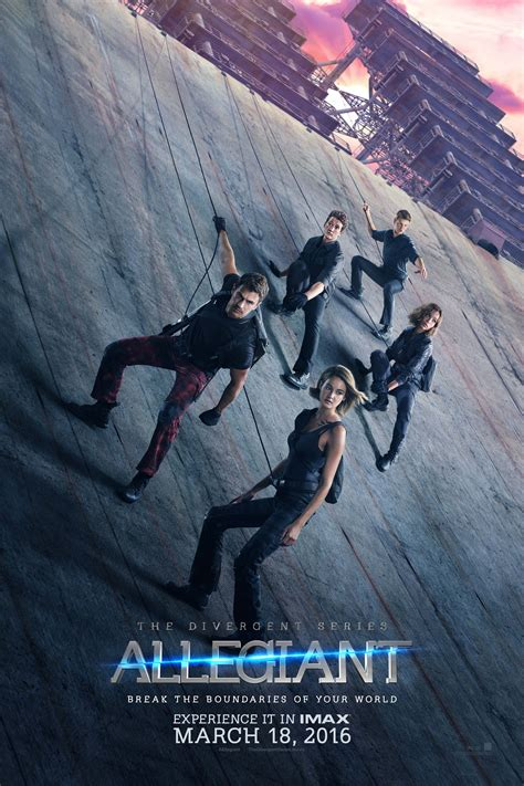 Allegiant Movie Review: Allied to Mediocre Sci-Fi | Collider