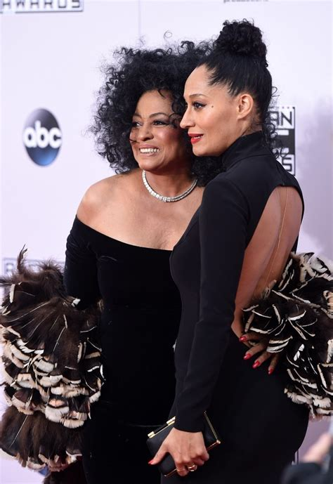 Diana Ross and Tracee Ellis Ross - The Most Stylish