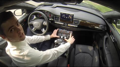 2015 Audi A8L Road Test and Review - YouTube