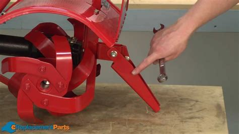 How to Replace the Reverse Stop Arm on a Troy-Bilt Super