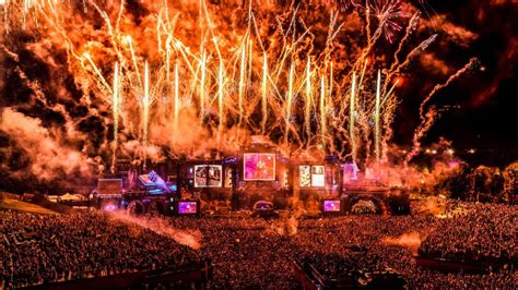 Stage Hosts for Tomorrowland 2020 Announced - EDMTunes