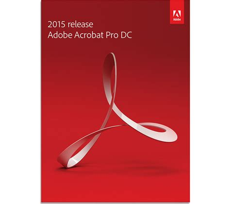 Buy ADOBE Acrobat DC Pro Windows   Free Delivery   Currys
