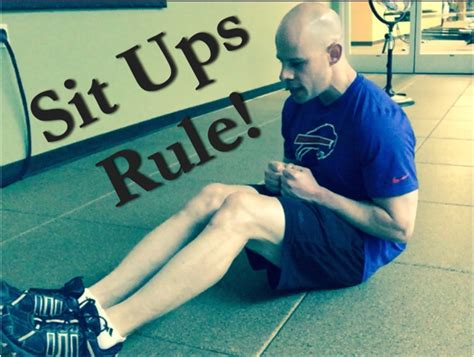 How to Do a Proper Sit Up - The Red Delta Project
