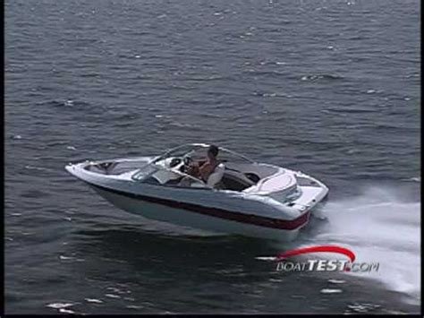 Doral 190 Sunquest Bowrider Boat Test - By BoatTest